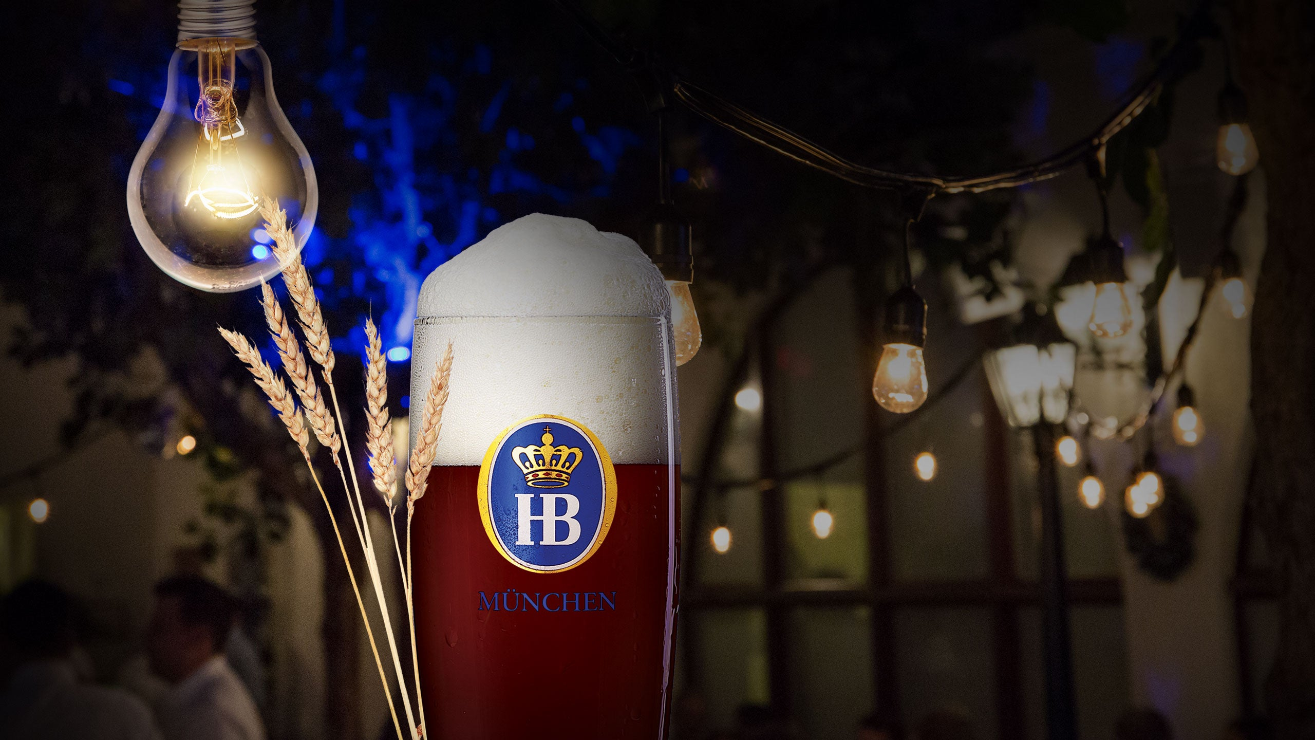 Famous Dark Wheat beer is now available at Hofbrauhaus Las Vegas,. Get a stein while it lasts!