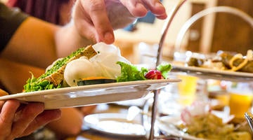 Hofbrauhaus Las Vegas has plenty of options for vegetarians, read more in this blog