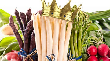 Find out why white asparagus is so sought after in this blog